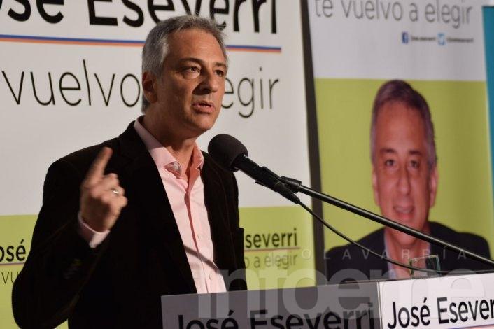 """Eseverri: """"Estoy convencido del triunfo en octubre"""""""