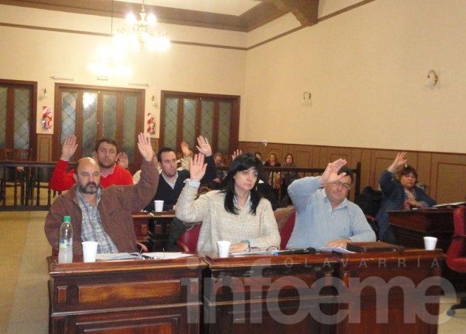 El Concejo Deliberante vuelve a sesionar este jueves