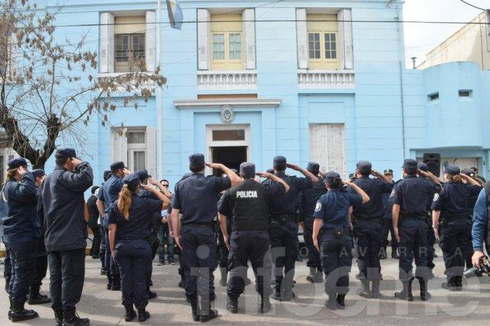 El Ministro Granados oficializó la puesta en marcha del Comando de Prevención Comunitaria