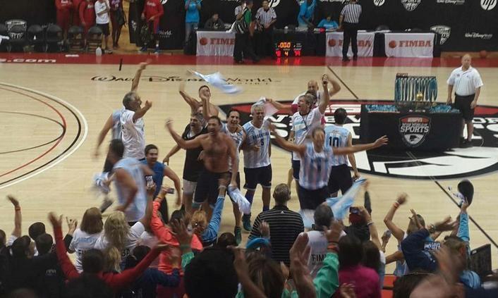 La Argentina de Orsatti gritó campeón en Orlando