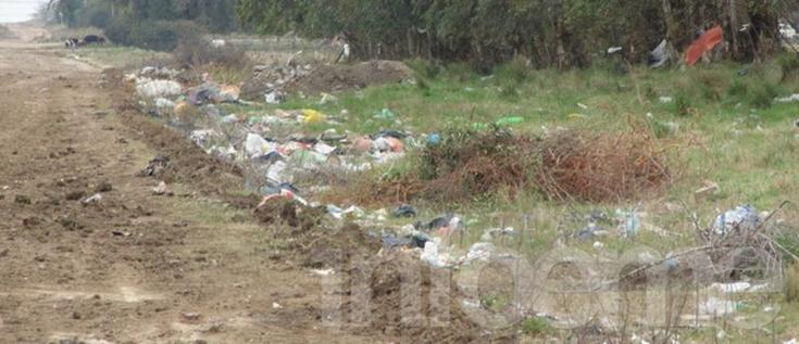 Según el Municipio, hay más de 30 basurales ilegales en la Ciudad