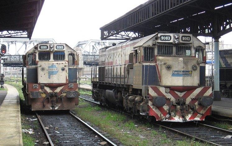 Charla sobre situación del Ferrocarril en Provincia