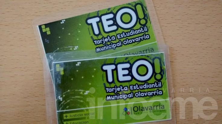 TEO: comenzó la entrega de los boletos de agosto