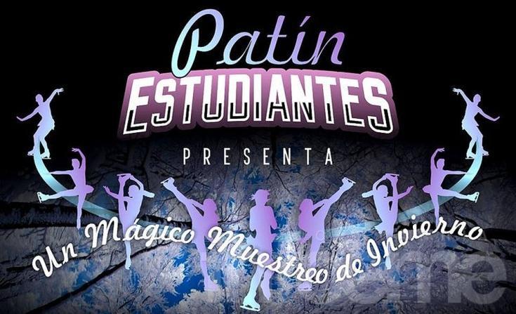 Show de patín solidario en Estudiantes