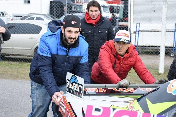 Escenas del TC y TC Pista Mouras en Olavarría
