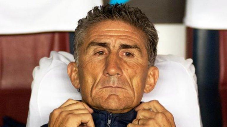"""El """"Patón"""" Bauza es el nuevo técnico de la Selección"""