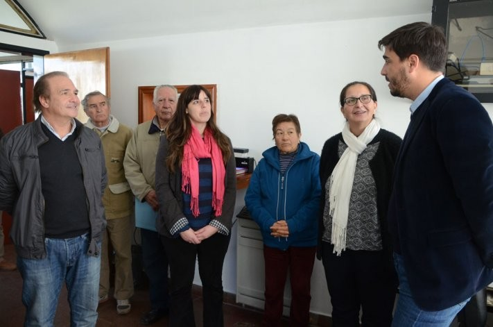 Se abrió Centro de Documentación Rápida en Loma Negra