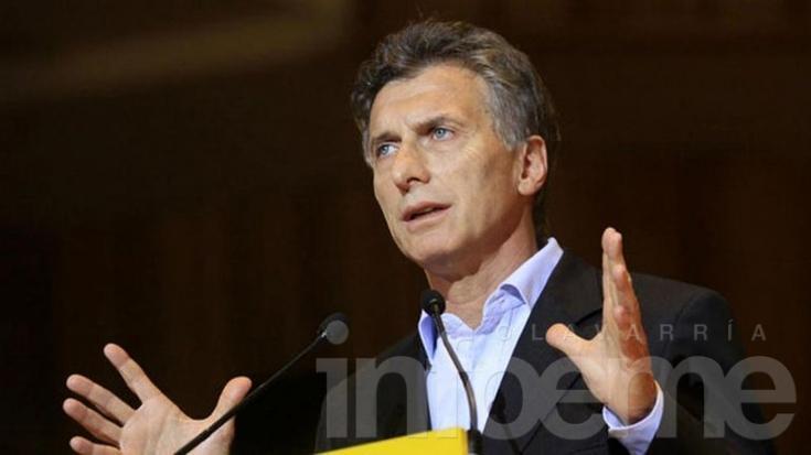 Macri anunció Plan Nacional de Salud para 15 millones de personas