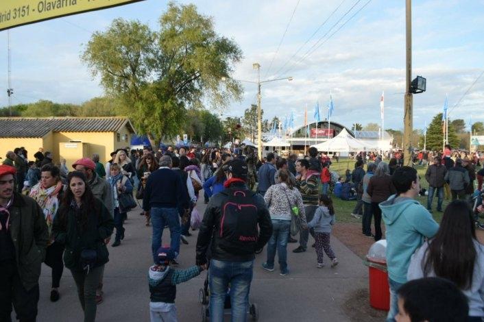 La Expo Olavarria 2016 va definiendo su programación