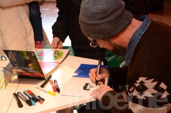 Juan Chavetta brindará un taller de ilustración