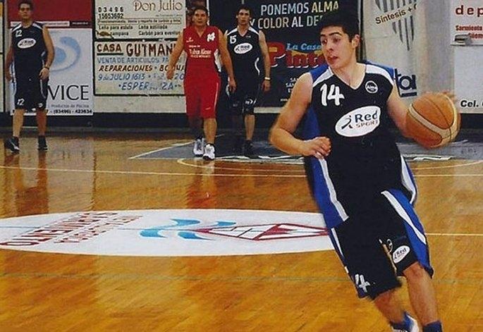 Andrés Lugli, la ficha U21 bataraz