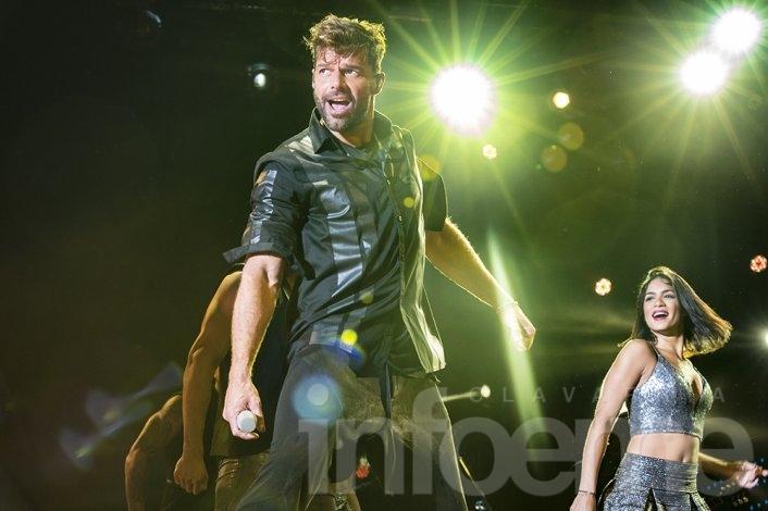¿Cómo será el show de Ricky Martin en Azul?