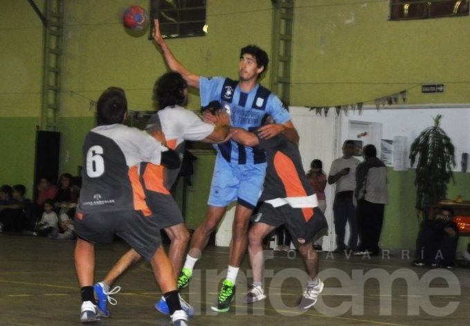 Handball: Ferro visita a Punto Sur de Mar del Plata
