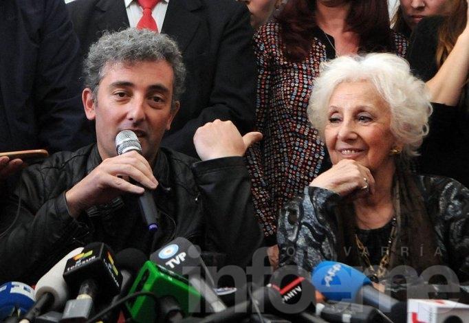 """Ignacio Montoya Carlotto: """"Este aniversario me ha calado más hondo"""""""