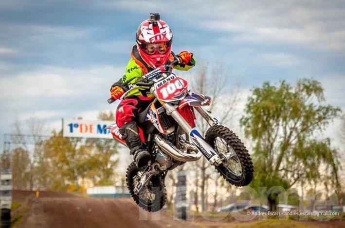 Fin de semana a puro Motocross en Hinojo