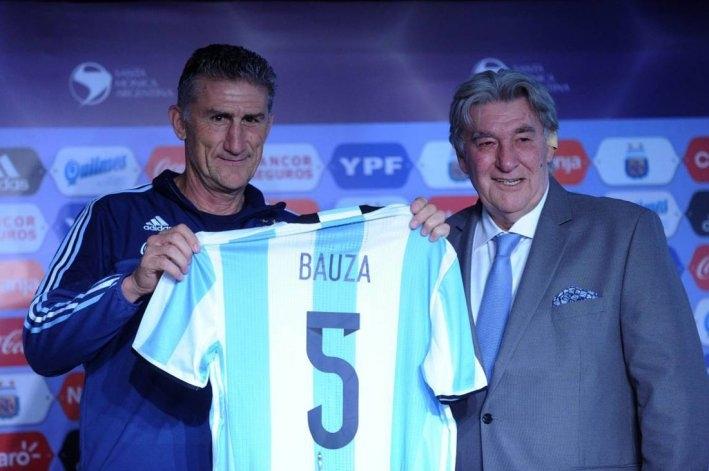 """Bauza: """"mi intención es ver si puedo hablar con Messi"""""""