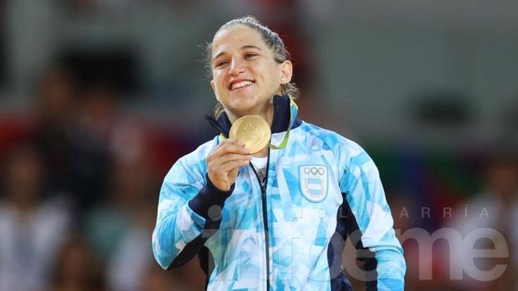 Pareto campeona olímpica y primera medalla argentina en Río