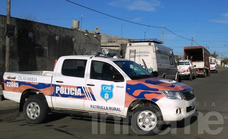 Realizaron allanamiento por abigeato en San Jorge
