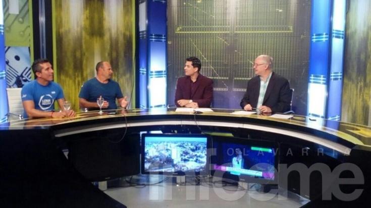 Díaz Aspiroz concentra en Posadas y suma reconocimientos