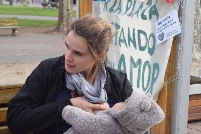 El sábado se realizará una jornada de lactancia materna