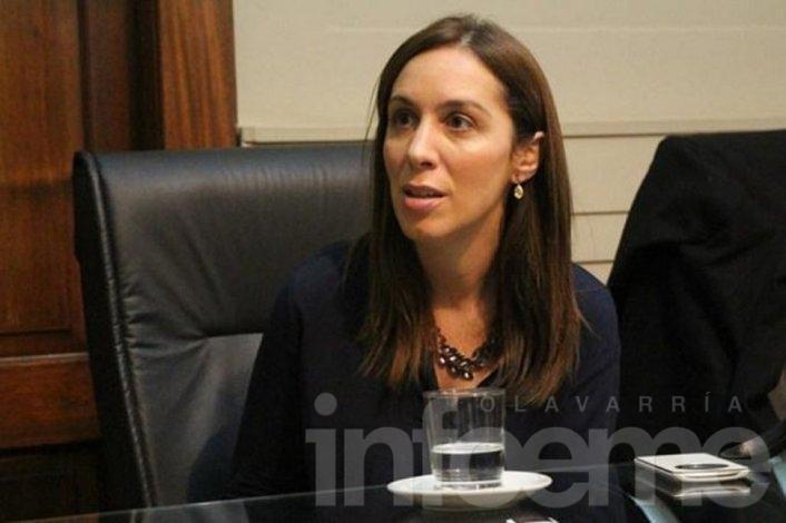 Anuncian la llegada de María Eugenia Vidal a Olavarría