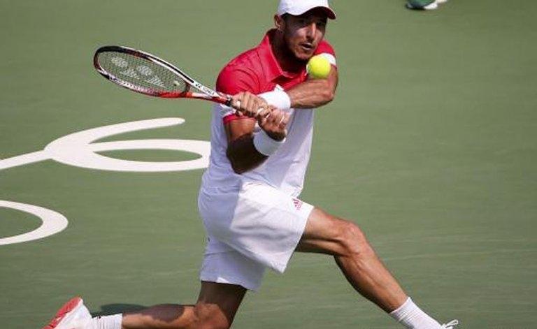 Mónaco fue eliminado por Murray en Río