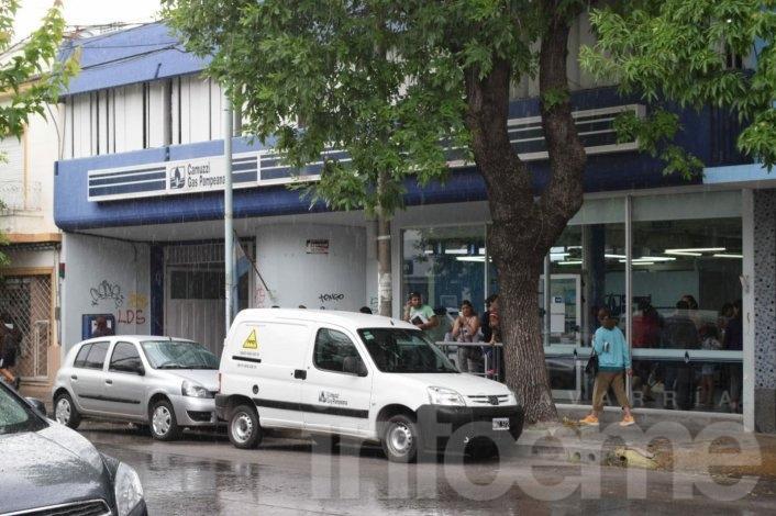 Tarifazo: asistencia financiera a Camuzzi por 25 millones de pesos