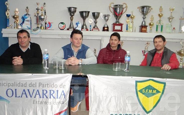 II Copa Ciudad de Olavarría en vóleibol