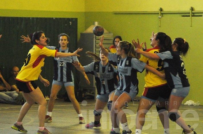 Handball: Pre Selección de Damas estará en Olavarría