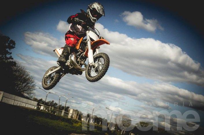 Llega el Provincial de Motocross a Hinojo