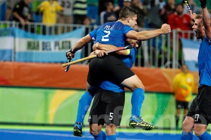 Los Leones ganaron y avanzaron a cuartos de final