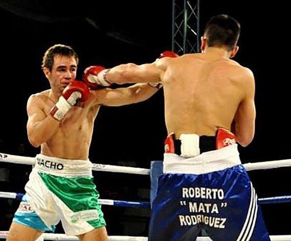 Nacho Palahy un boxeador olavarriense que busca superarse