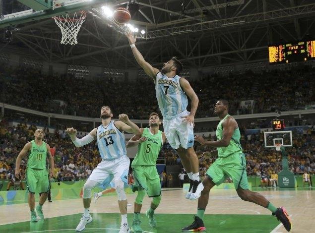 Con el alma: Argentina le ganó a Brasil en doble suplementario