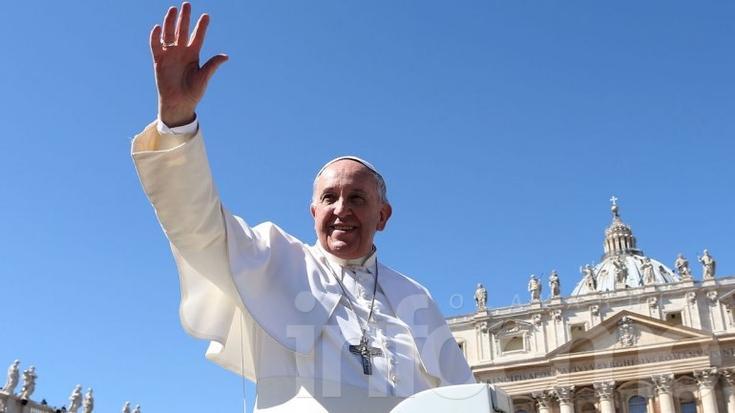 """Francisco: """"La iglesia no necesita burócratas"""""""