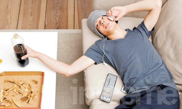 5 preguntas para saber si sos sedentario