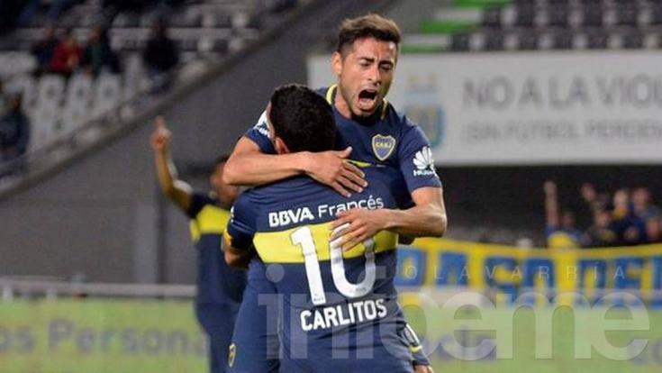 Boca venció a San Lorenzo en La Plata