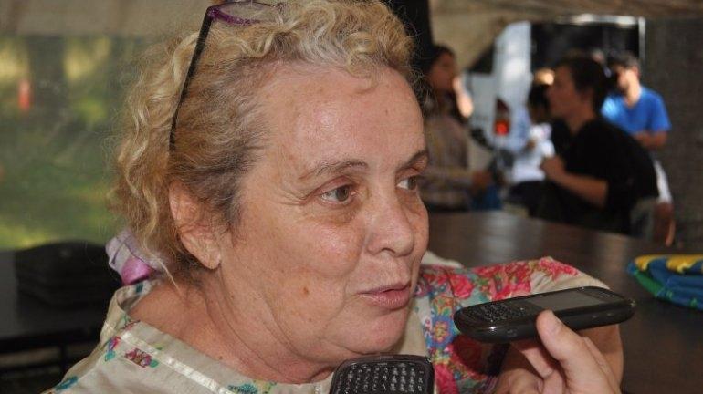 Monte Peloni: robaron en la casa de Araceli Gutiérrez