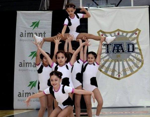 Encuentro Infantil de Gimnasia solidario