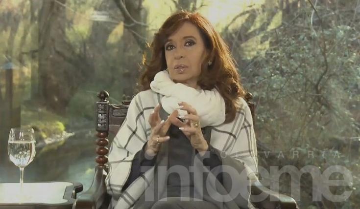 Piden la indagatoria de Cristina por irregularidades en la obra pública