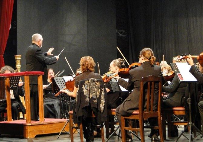 La Sinfónica a beneficio del CEAT Nº 1