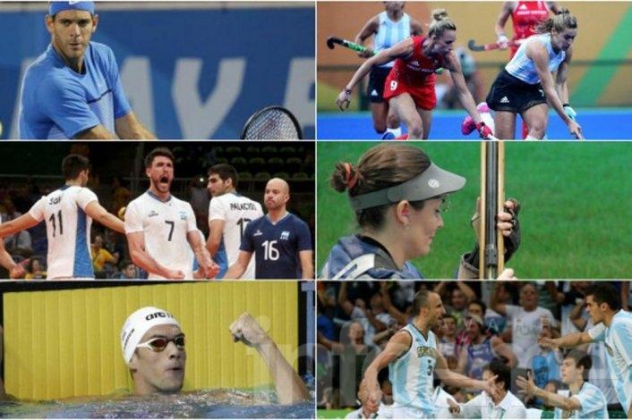 Este martes se pone en marcha una nueva jornada en Rio