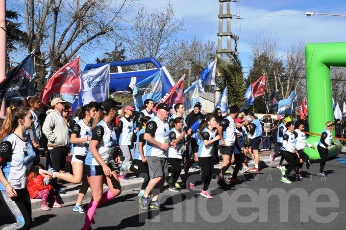 """Los Fernández, dueños de la """"Maratón 102 Aniversario"""" de Ferro"""