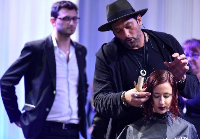 Leonardo Rocco, estilista argentino que triunfa en Miami