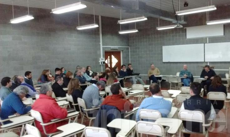 """Lanzan el movimiento """"Convergencia Institucional"""" en UNICEN"""