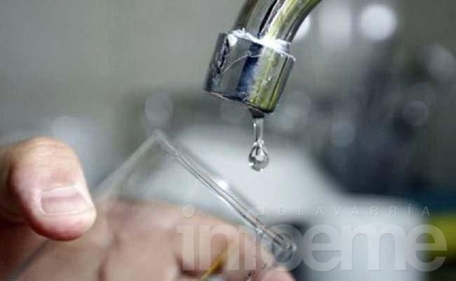 Baja presión de agua por trabajos de mantenimiento