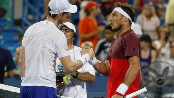 Mónaco volvió a sufrir la potencia de Murray