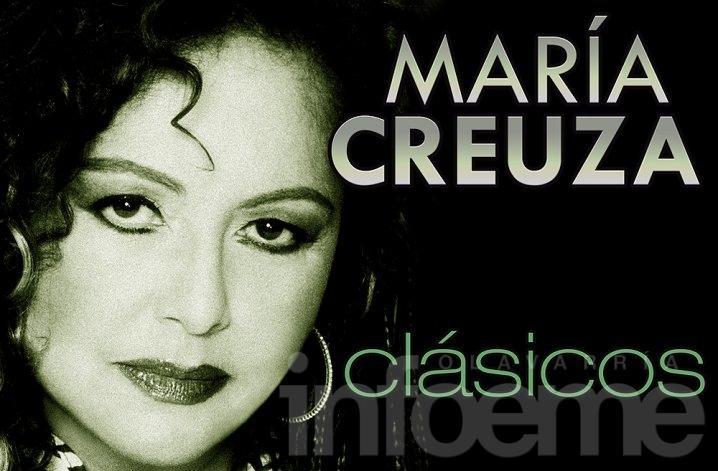 María Creuza llega al Teatro Municipal