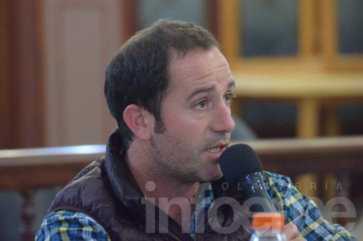 """Emilio Vitale: """"La tarifa que tuvimos hasta marzo es la que se va a restituir"""""""
