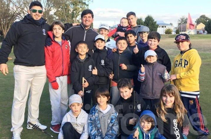 Golf: los más chicos jugarán en Bahía Blanca