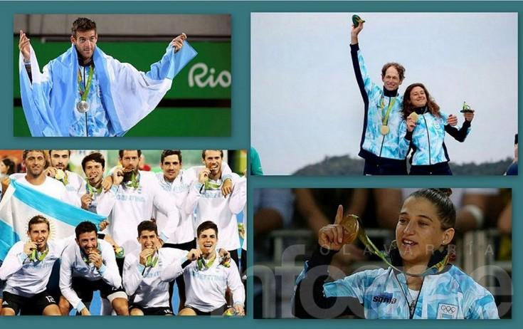 El mejor Juego Olímpico argentino en 70 años